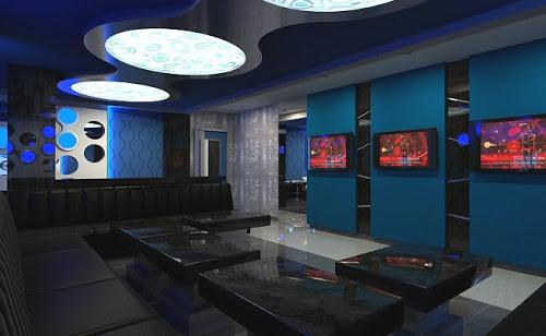 Karaoke Room mewah di Babyface Semarang