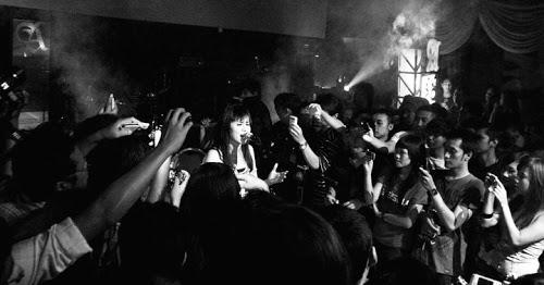 Geisha Manggung di StarQueen Semarang